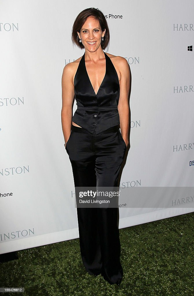 Actress Annabeth Gish attends the 1st Annual Baby2Baby Gala at The BookBindery on November 3, 2012 in Culver City, California.
