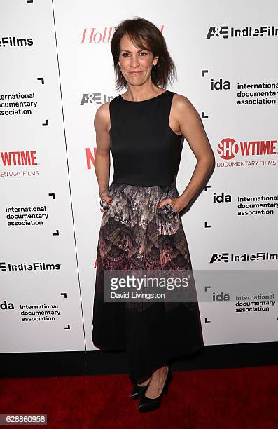 Actress Annabeth Gish attends the 32nd Annual IDA Documentary Awards at Paramount Studios on December 9 2016 in Hollywood California