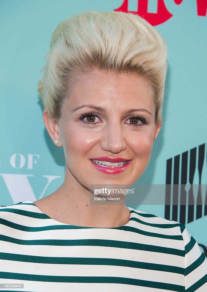 Actress Annaleigh Ashford attends Showtime's 'Masters Of Sex' Season 2 - 2014 Summer TCA Press Tour Event at Sony Pictures Studios on July 16, 2014 in Culver City, California.