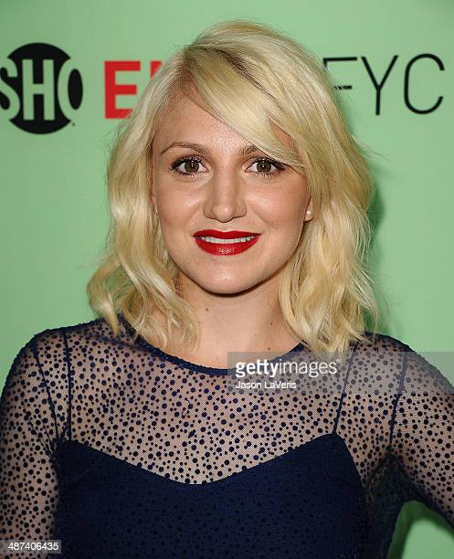 Actress Annaleigh Ashford attends Showtime's 'Masters Of Sex' special screening and panel discussion at Leonard H Goldenson Theatre on April 29 2014...