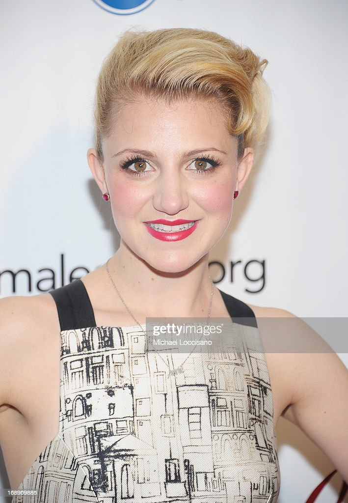 Actress Annaleigh Ashford attends the 79th Annual Drama League Awards Ceremony And Luncheon at Marriott Marquis Hotel on May 17, 2013 in New York City.