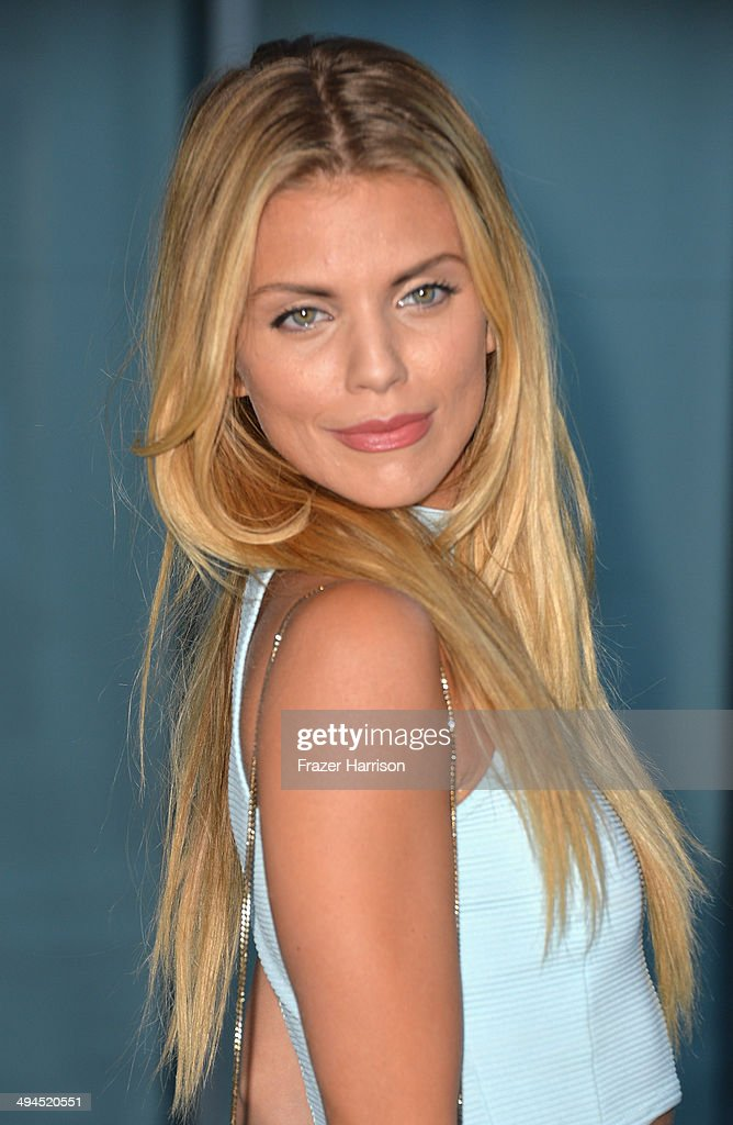 Actress <a gi-track='captionPersonalityLinkClicked' href=/galleries/search?phrase=AnnaLynne+McCord&family=editorial&specificpeople=4070122 ng-click='$event.stopPropagation()'>AnnaLynne McCord</a> arrives at the Anna Lynne McCord CAST 16th From Slavery To Freedom Gala at Skirball Cultural Center on May 29, 2014 in Los Angeles, California.