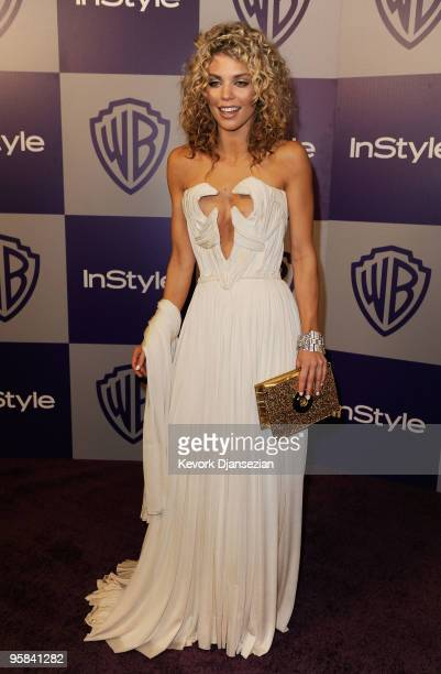 Actress AnnaLynne McCord arrives at the InStyle and Warner Bros 67th Annual Golden Globes after party held at the Oasis Courtyard at The Beverly...