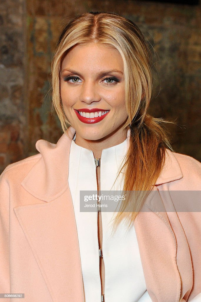 Actress AnnaLynne McCord attends ChefDance Park City 2016 Presented By Velocity - Night 3 on January 24, 2016 in Park City, Utah.