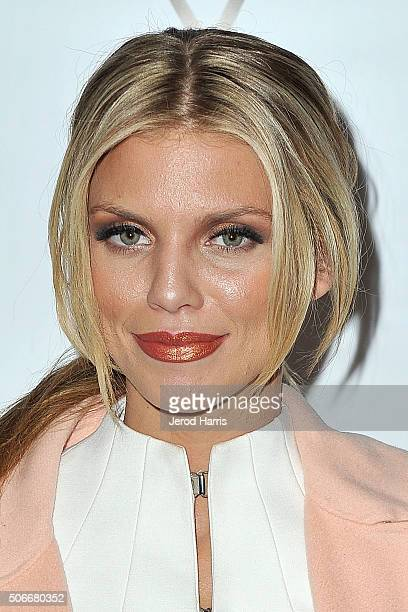 Actress AnnaLynne McCord attends ChefDance Park City 2016 Presented By Velocity Night 3 on January 24 2016 in Park City Utah