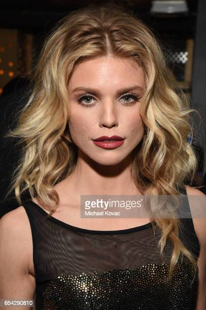 Actress AnnaLynne McCord attends day one of TAO Beauty Essex Avenue Luchini LA Grand Opening on March 16 2017 in Los Angeles California