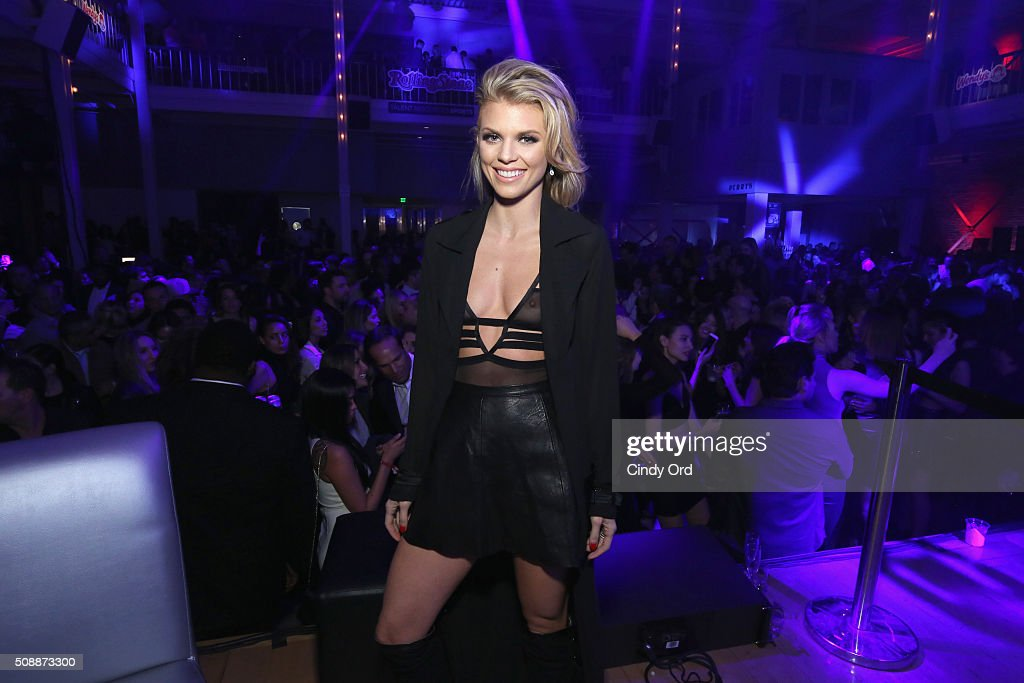 Actress <a gi-track='captionPersonalityLinkClicked' href=/galleries/search?phrase=AnnaLynne+McCord&family=editorial&specificpeople=4070122 ng-click='$event.stopPropagation()'>AnnaLynne McCord</a> attends Rolling Stone Live SF with Talent Resources on February 7, 2016 in San Francisco, California.