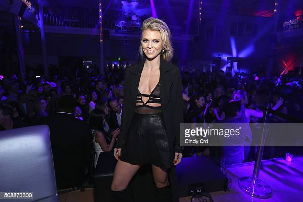 Actress AnnaLynne McCord attends Rolling Stone Live SF with Talent Resources on February 7 2016 in San Francisco California