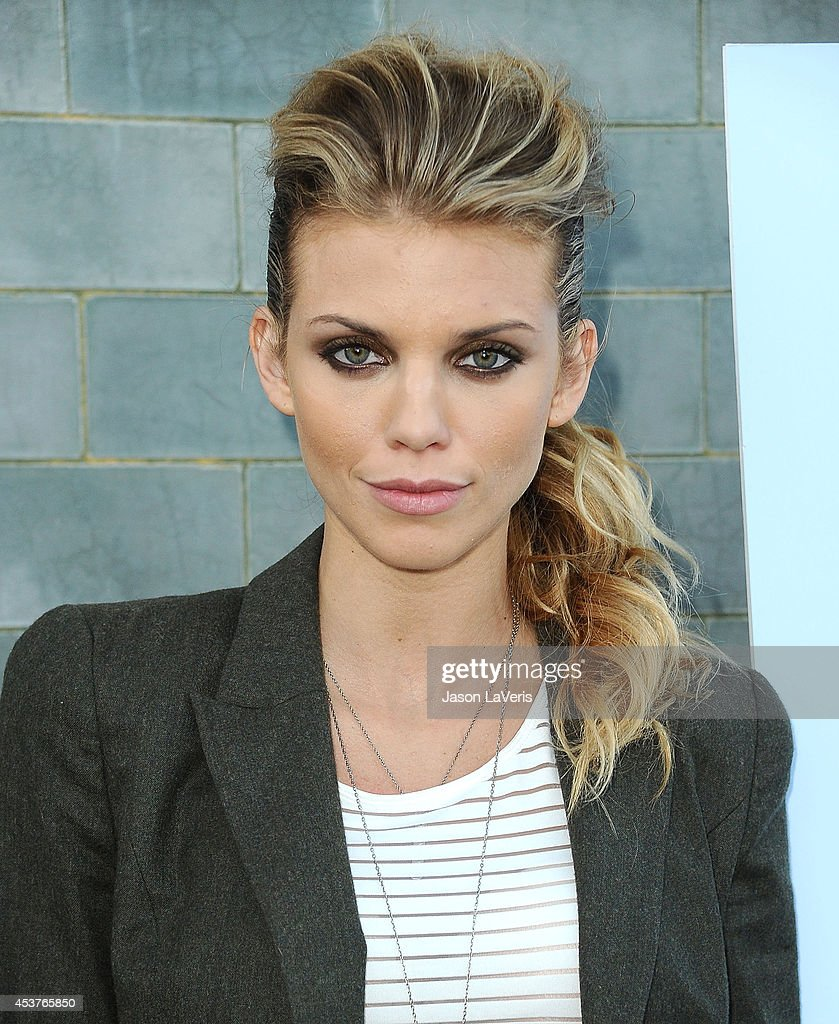Actress AnnaLynne McCord attends the 3rd annual Summer Soiree at Petit Ermitage Hotel on August 17 2014 in West Hollywood California