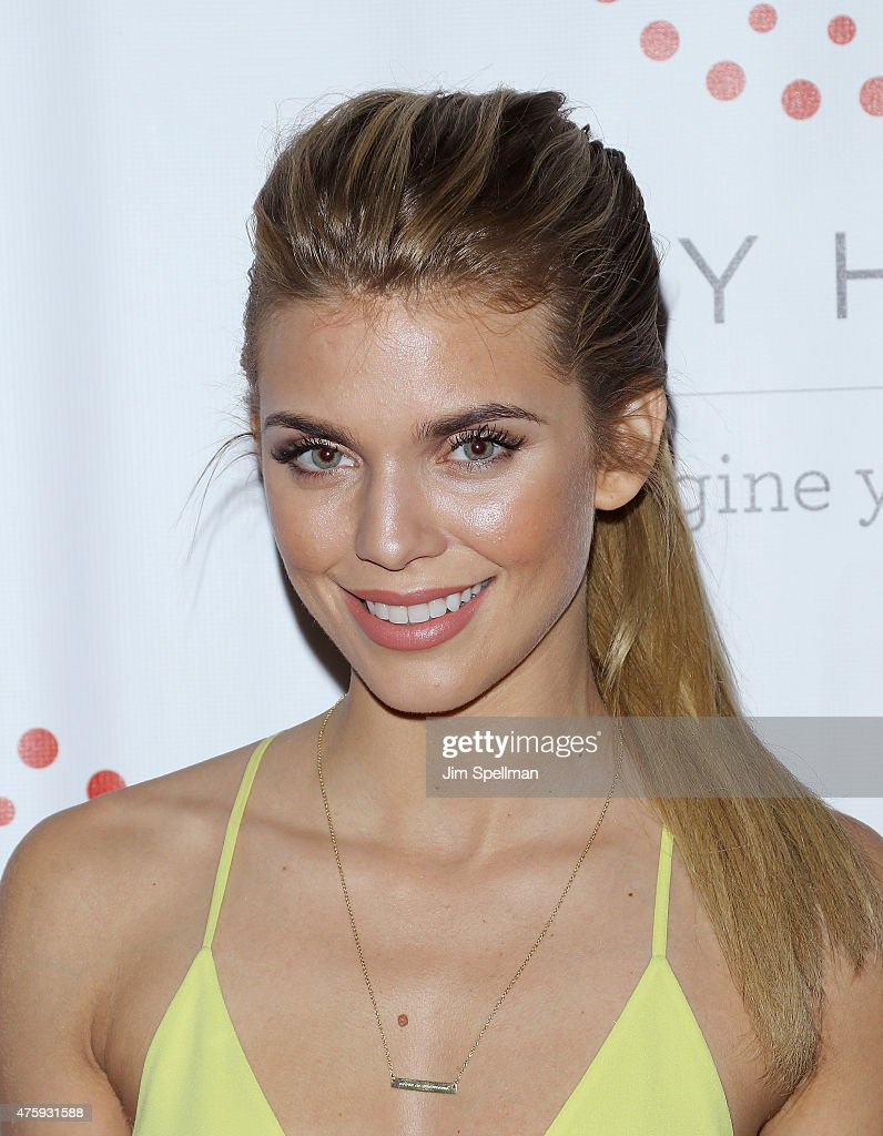 Actress AnnaLynne McCord attends the 4th Annual Discover Many Hopes Gala at The Angel Orensanz Foundation on June 4 2015 in New York City