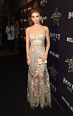 Actress AnnaLynne McCord attends the 8th annual Hollywood Domino Gala presented by BOVET 1822 benefiting Artists for Peace and Justice at the Sunset...