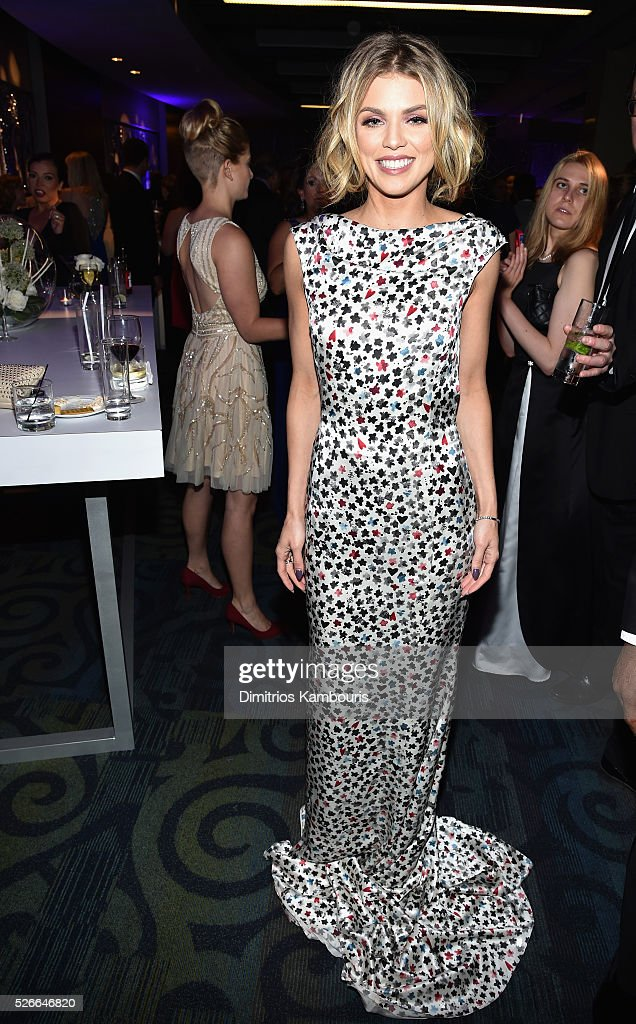 Actress AnnaLynne McCord attends the Yahoo News/ABC News White House Correspondents' Dinner Pre-Party at Washington Hilton on April 30, 2016 in Washington, DC.