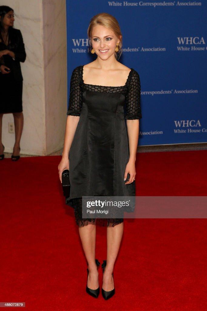 Actress AnnaSophia Robb attends the 100th Annual White House Correspondents' Association Dinner at the Washington Hilton on May 3, 2014 in Washington, DC.