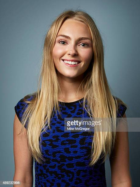 Actress Annasophia Robb is photographed Self Assignment on September 11 2014 in New York City