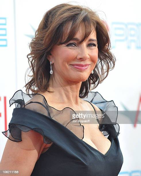 Actress Anne Archer arrives at the 37th Annual AFI Lifetime Achievement Awards at Sony Pictures Studios on June 11 2009 in Culver City California