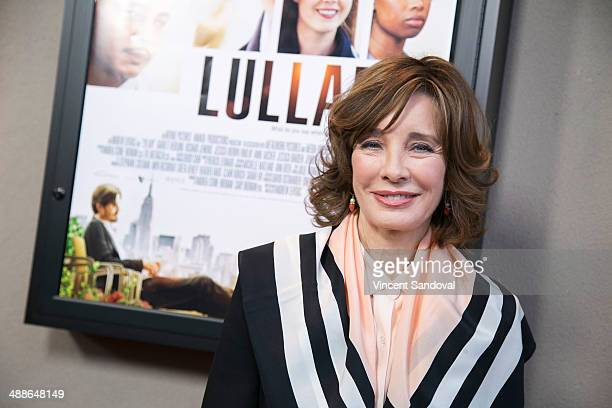 Actress Anne Archer attends the Los Angeles Premiere of 'Lullaby' at iPic Theaters on May 6 2014 in Los Angeles California