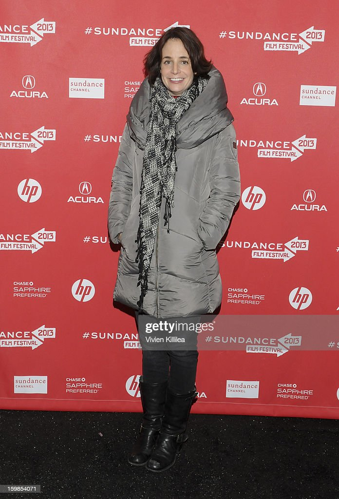 Actress Anne Dodge attends 'Computer Chess' Premiere - 2013 Sundance Film Festival at Library Center Theater on January 21, 2013 in Park City, Utah.
