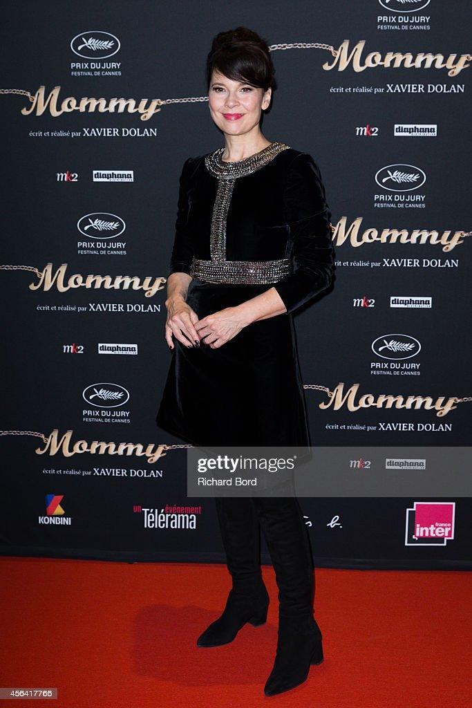 'Mommy' Paris Premiere At MK2 Bobliotheque