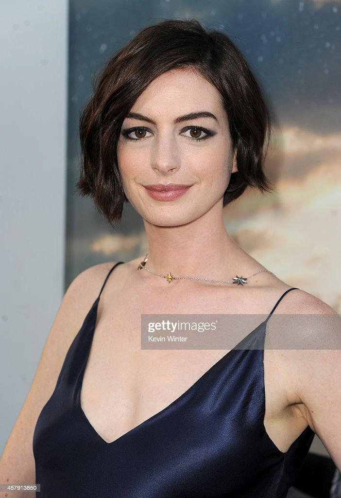 "Premiere Of Paramount Pictures' ""Interstellar"" - Red Carpet"