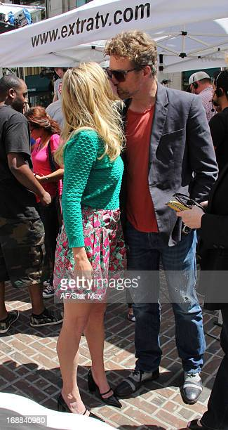 Actress Anne Heche and James Tupper as seen on May 15 2013 in Los Angeles CA