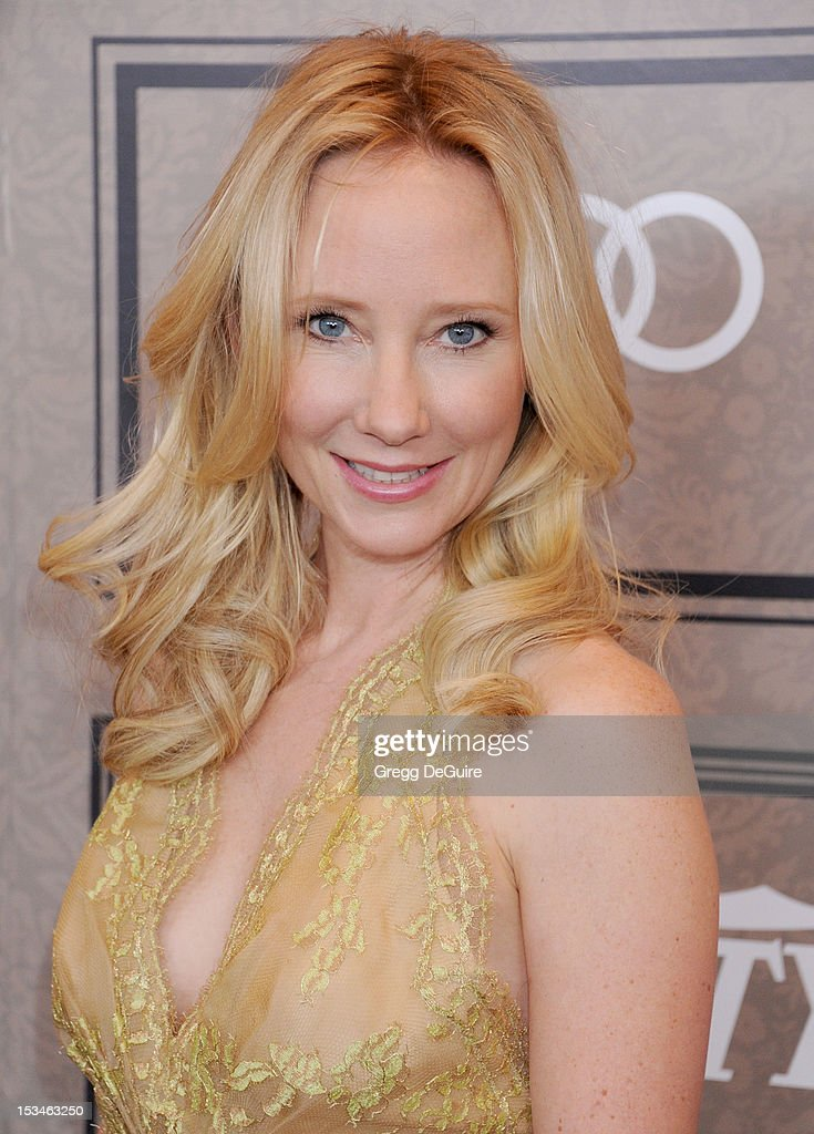 Actress Anne Heche arrives at Variety's 4th Annual Power Of Women event at the Beverly Wilshire Four Seasons Hotel on October 5, 2012 in Beverly Hills, California.