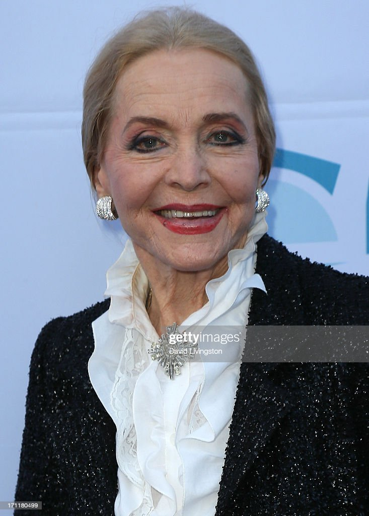 Actress Anne Jeffreys attends Opening Night at The Hollywood Bowl 2013 at The Hollywood Bowl on June 22, 2013 in Los Angeles, California.