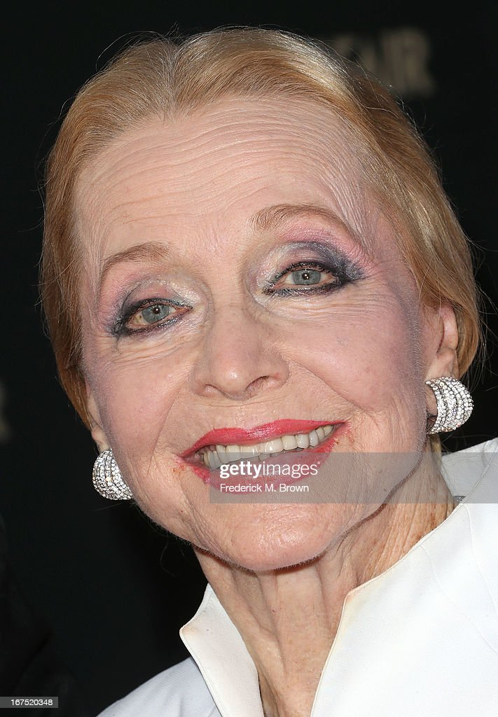 Actress Anne Jeffreys attends the 2013 TCM Classic Film Festival Opening Night Gala screening of 'Funny Girl' at the TCL Chinese Theatre on April 25, 2013 in Hollywood, California.