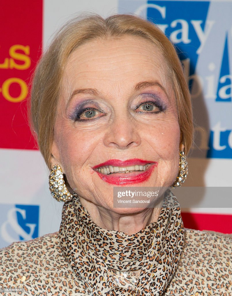 Actress <a gi-track='captionPersonalityLinkClicked' href=/galleries/search?phrase=Anne+Jeffreys&family=editorial&specificpeople=209053 ng-click='$event.stopPropagation()'>Anne Jeffreys</a> attends the L.A. Gay & Lesbian Center's 42nd anniversary Vanguard Awards Gala - Arrivals at Westin Bonaventure Hotel on November 9, 2013 in Los Angeles, California.