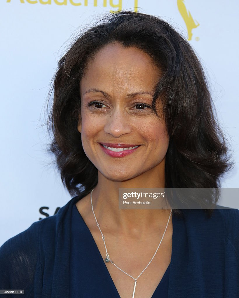 Actress Anne Marie Johnson attends the Television Academy and SAG-AFTRA's presentation of Dynamic and Diverse: A 66th Emmy Awards celebration of Diversity at Leonard H. Goldenson Theatre on August 12, 2014 in North Hollywood, California.