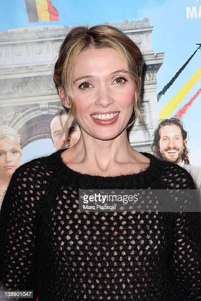 Actress Anne Marivin attends the 'Il Etait Une Fois Une Fois' Premiere at UGC Cine Cite des Halles on February 13 2012 in Paris France