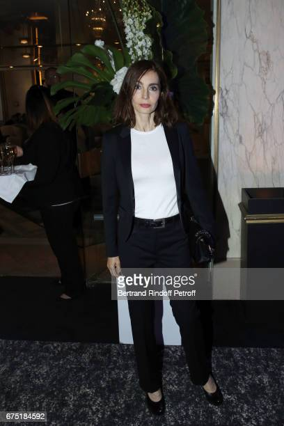 Actress Anne Parillaud attends ReOpening Ceremony of Hotel Hermitage Barriere on April 29 2017 in La Baule France