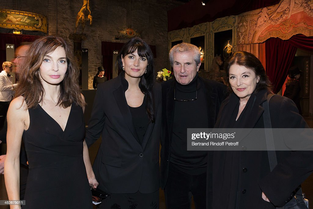 'The Mimi Foundation' : Gala Dinner At Musee Des Arts Forain In Paris
