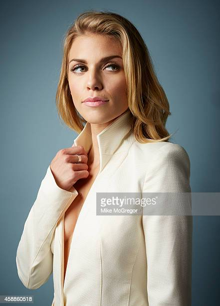 Actress AnneLynne McCord is photographed for Self Assignment on September 11 2014 in New York City