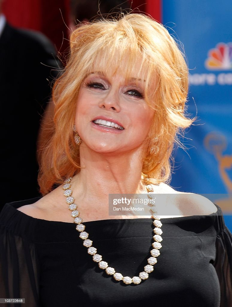 Actress Anne-Margret attends the 62nd Annual Primetime Emmy Awards at Nokia Theatre Live L.A. on August 29, 2010 in Los Angeles, California.