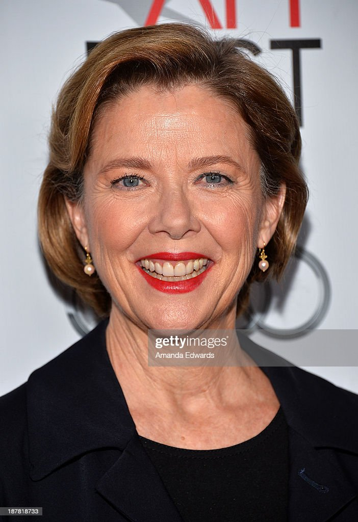 Annette Bening Getty Images