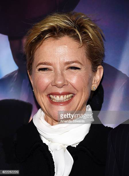 Actress Annette Bening arrives at the AFI FEST 2016 Presented by Audi Opening Night Premiere of 20th Century Fox's 'Rules Don't Apply' at the TCL...