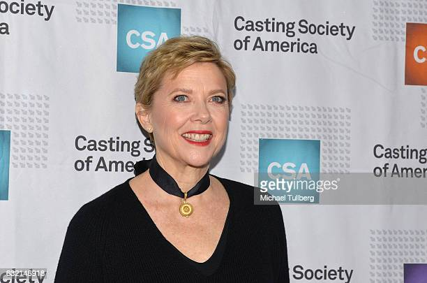 Actress Annette Bening attends the 2017 Annual Artios Awards at The Beverly Hilton Hotel on January 19 2017 in Beverly Hills California
