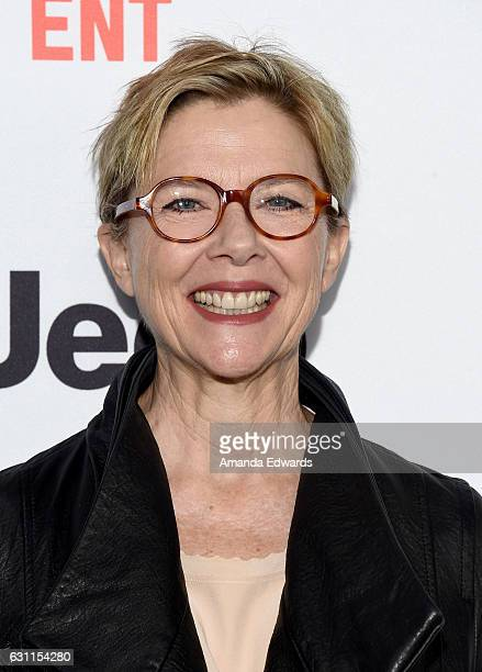 Actress Annette Bening attends the 2017 Film Independent Filmmaker Grant and Spirit Award Nominees Brunch at BOA Steakhouse on January 7 2017 in West...