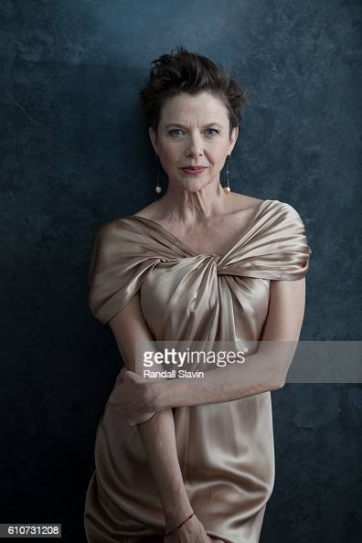 Actress Annette Bening is photographed for Angeleno Magazine on March 22 2010 in Los Angeles CaliforniaPublished Image