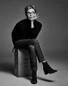 Annette Bening, BackStage, December