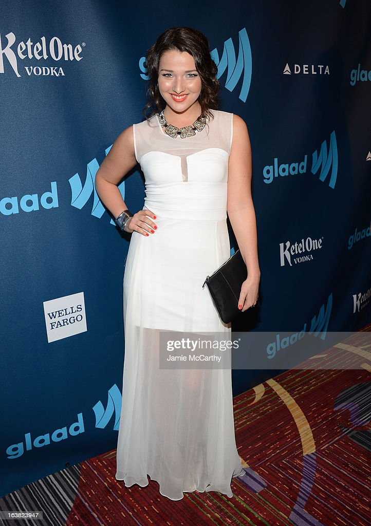 Actress Annie Clark attends the 24th Annual GLAAD Media Awards on March 16, 2013 in New York City.