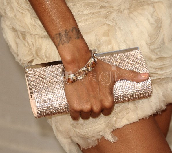 Actress Annie Ilonzeh attends Spike...