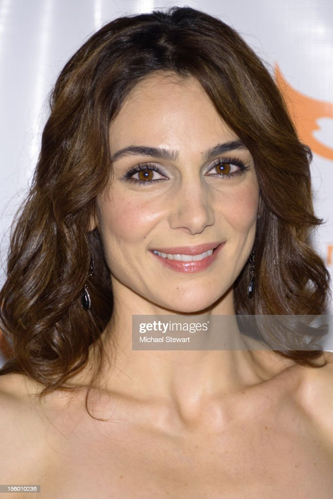 Actress Annie Parisse attends the 2012 A Funny Thing Happened On The Way To Cure Parkinson's at The Waldorf=Astoria on November 10, 2012 in New York City.