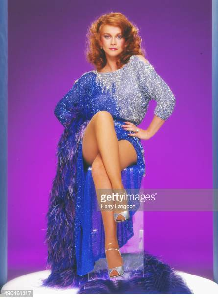Actress AnnMargretposes for a portrait in 1980 in Los Angeles California