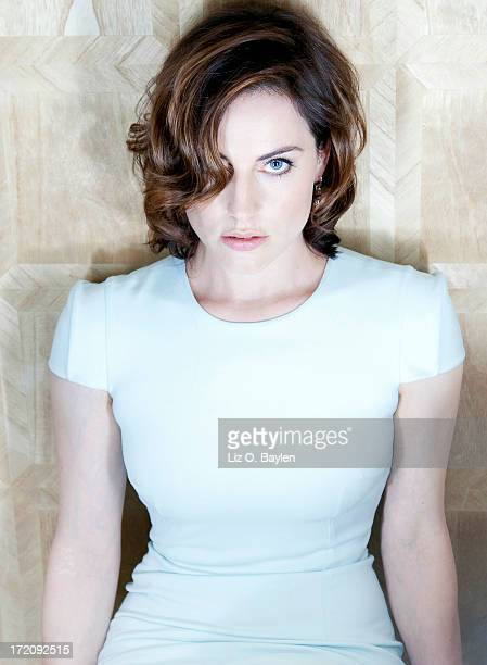Actress Antje Traue is photographed for Los Angeles Times on June 7 2013 in West Hollywood California PUBLISHED IMAGE CREDIT MUST READ Liz...