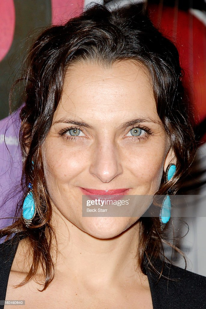 Actress Antonia Zegers arrives at the Sony Pictures Classics PreOscar Dinner at The London Hotel on February 23 2013 in West Hollywood California
