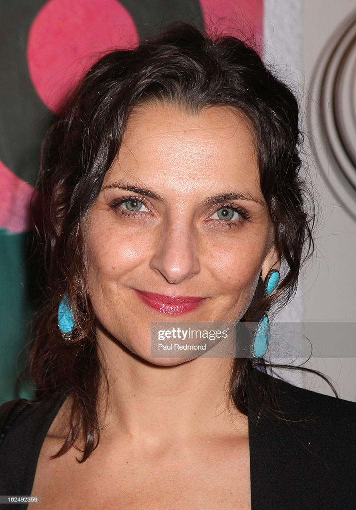 Actress <a gi-track='captionPersonalityLinkClicked' href=/galleries/search?phrase=Antonia+Zegers&family=editorial&specificpeople=7173145 ng-click='$event.stopPropagation()'>Antonia Zegers</a> attends Sony Pictures Classics Pre-Oscar Dinner at The London Hotel on February 23, 2013 in West Hollywood, California.