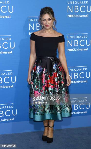 Actress Aracely Arambula attends the 2017 NBCUniversal Upfront at Radio City Music Hall on May 15 2017 in New York City