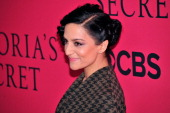 Actress Archie Panjabi attends the 2013 Victoria's Secret Fashion Show at Lexington Avenue Armory on November 13 2013 in New York City