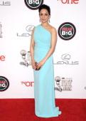 Actress Archie Panjabi attends the 45th NAACP Image Awards at Pasadena Civic Auditorium on February 22 2014 in Pasadena California